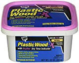 DAP 543 Qt Natural Plastic Wood-X w/Drydex