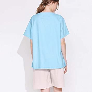 XQY Pijamas cómodos Inicio Tienda Algodón con Bolsillos Albornoz - Modelos Masculinos y Femeninos Amantes Ropa