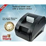 ZJIANG ZJ-5890K Thermal Receipt Printer(Black)