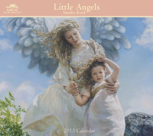 2013 Sandra Kuck  Little Angels Wall Calendar ()