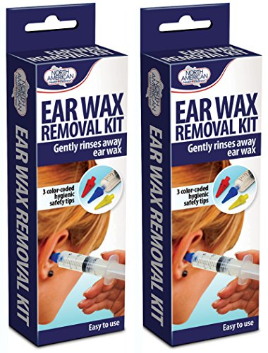north-american-ear-wax-removal-kit-includes-syringe-with-3-color-coded-safety-tips-pack-of-2