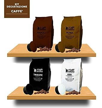 40 Cápsulas de Café compatibles Caffitaly - kit degustación de 40 cápsulas café compatibles con máquinas Caffitaly - Il Caffè Italiano - FRHOME: Amazon.es: ...