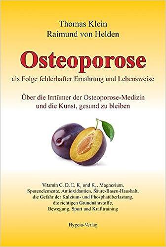 Vorschaubild: Osteoporose als Folge fehlerhafter Ernährung und Lebensweise