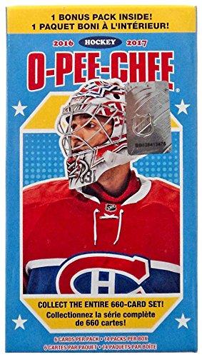 (Upper Deck NHL 2016/17 O-Pee-Chee Hockey Blaster Box )