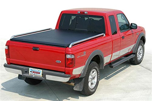 Box Literider Rollup Cover (Tonneau Cover: 1983-2005 Ford Ranger; Literider Roll Up Tonneau Cover; short box;)