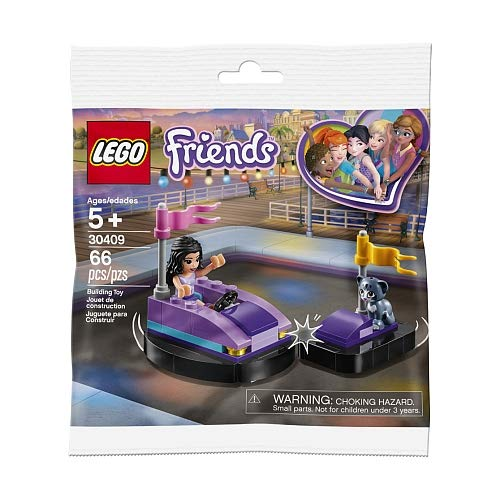 LEGO Friends Emma's Bumper Cars Mini Set # 30409 [Embolsado]