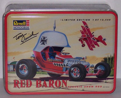 Revell Monogram RED BARON Tom Daniel Limited Edition for sale  Delivered anywhere in USA