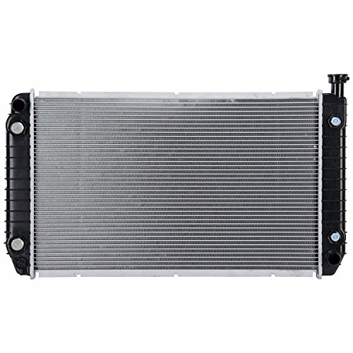 1996 Transports - ECCPP 1476 RADIATOR FOR PONTIAC OLDSMOBILE CHEVY FITS TRANSPORT SILHOUETTE LUMINA APV 3.8