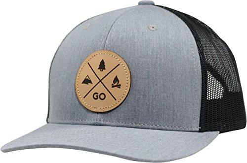 Lindo Trucker Hat - Go Outdoors - Mesh Trucker