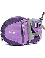 EGOGO voyage sport taille pack fanny pack sac banane sac de randonnée avec porte-bouteille