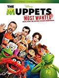The Muppets Most Wanted, Hal Leonard Corp., 1480390461