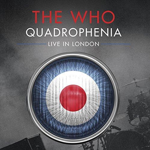 Who - Quadrophenia Live in London - Zortam Music