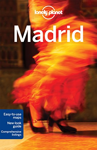 Lonely Planet Madrid (Travel Guide) - French Royal Collection