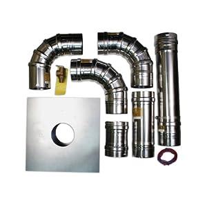 Rheem Rtg20217dvg Tankless Pipe Cover Kit For Rtg Dv