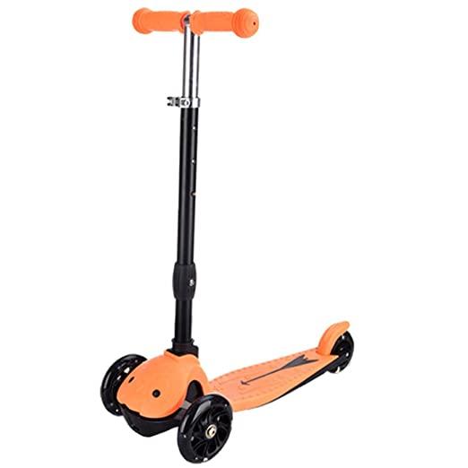 Scooter Para Niños Patinete Plegable Ruedas Grandes 110 mm ...