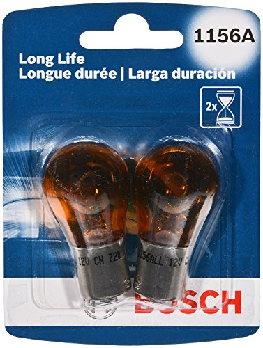 Bosch Automotive Bosch 1156ALL Long Life Miniature Light Bulb