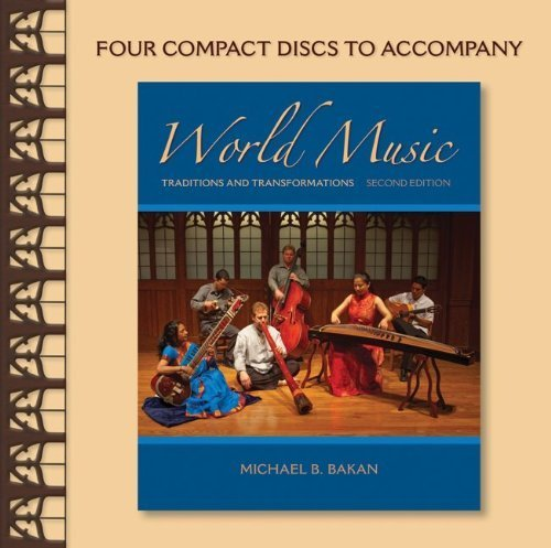 World music traditions and transformations 2nd edition