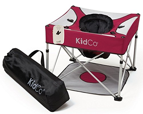 KidCo Go-Pod Infant Activity Station with Portable Sound ...
