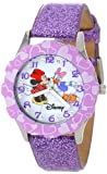 Best Steel Watches With Purple Bands - Disney Kids' W000916