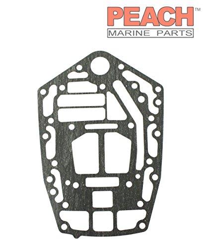 00 Powerhead Gasket - Peach Marine Parts PM-6G5-45114-A1-00 Gasket, Powerhead Base; Replaces Yamaha: 6G5-45114-A1-00, 6G5-45114-A0-00, 6G5-45114-00-00, Sierra: 18-47-99040 Made by Peach Marine Parts