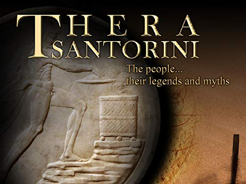 Thera - Santorini - The people, their legends and myths (Best Alcohol With Cigars)