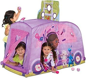 Playhut Doc McStuffins Mobile Clinic  sc 1 st  Amazon.com & Amazon.com: Playhut Doc McStuffins Mobile Clinic: Toys u0026 Games
