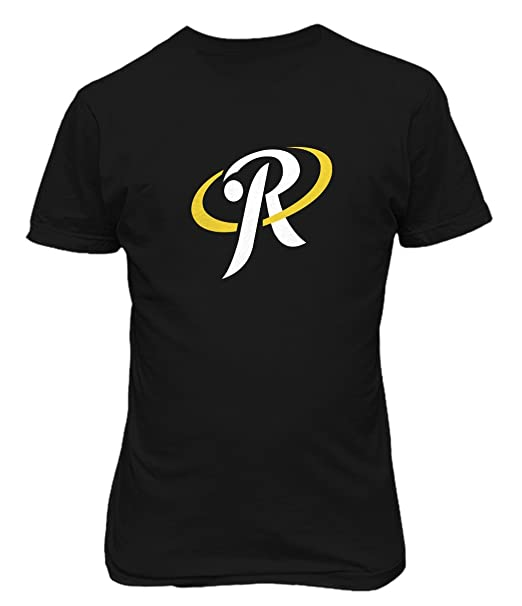 TJSPORTS Rieleros de Aguascalientes Mexico Baseball beisbol T Shirt Camiseta (Small)