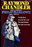 Image of Four Complete Philip Marlowe Novels: The Big Sleep / Farewell, My Lovely / The High Window / The Lady in the Lake