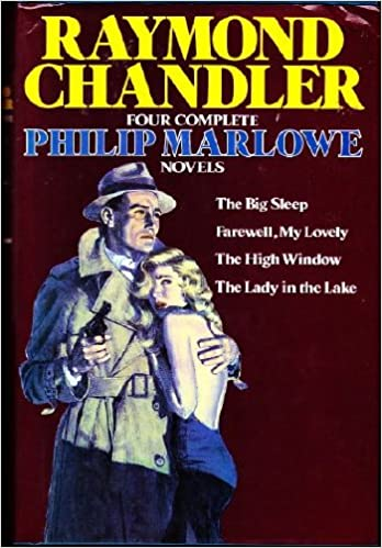 Image result for philip marlowe book cover