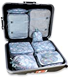 8 Set Travel organizers Packing Сubes Luggage Accessories Сlothes Shoes Bag