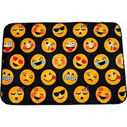 Plush Rug Pals (EmojiPals Royal Plush Printed Rug, 30