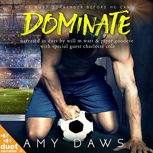 Dominate: Harris Brothers, Book 5