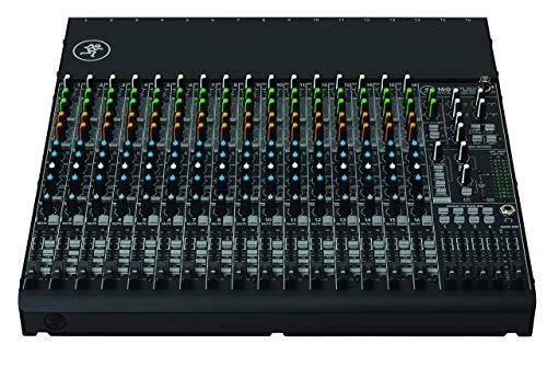 Mackie 1604VLZ4 16-Channel Compact 4-Bus Mixer (Renewed)