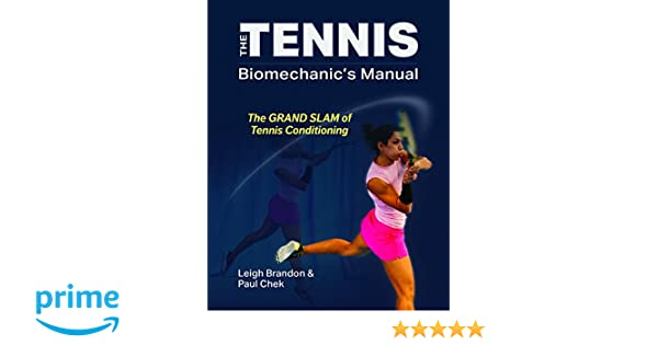 You are what you eat paul chek ebook best deal gallery free ebooks the tennis biomechanics manual the grand slam of tennis the tennis biomechanics manual the grand slam fandeluxe Images