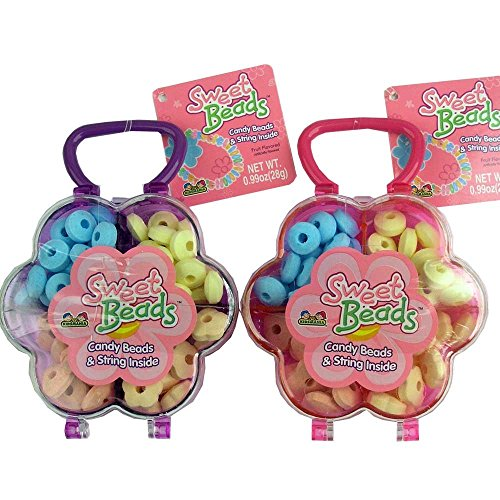 - Kidsmania Sweet Beads Candy and String (Candy Jewely Kit), 12 Count Case