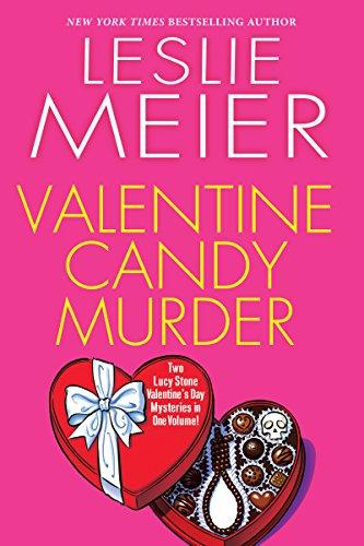 Valentine Candy Murder (Valentine's Day Mysteries) by [Meier, Leslie]