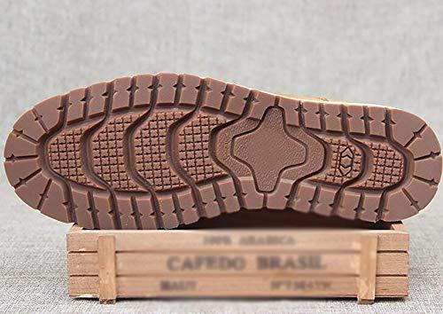 Utensili Uomini Pelle Scarpe Top Calzature Formali Low Traspirante Scarpe Vintage Uomo 42 Uomo Scarpe S ' A Casual In S7wSHqYE