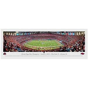 NCAA Ohio State Buckeyes 2011 Sugar Bowl Champions Panorama ()