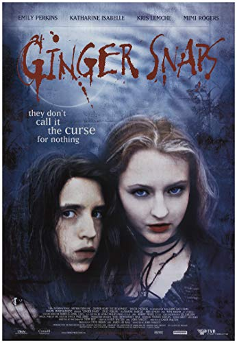 Ginger Snaps 2000 Authentic 26.75