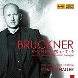 Bruckner: Symphonies Nos. 4, 7 & 9