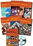 img - for Brilliant French Information Books Pack: Level 2: A Graded French Non-Fiction Reading Scheme for Primary Schools (French Edition) book / textbook / text book