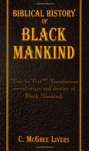 Biblical History of Black Mankind by Brand: Shahar Publishing