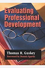 Evaluating Professional Development (1-off Series) Paperback