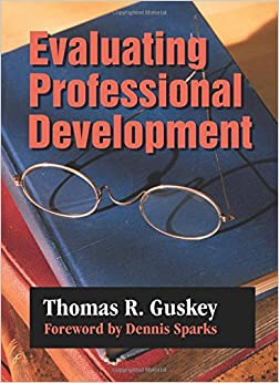 Evaluating Professional Development (1-off Series)
