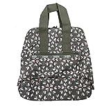 LeSportsac Everyday Backpack (Heart Burst Khaki)