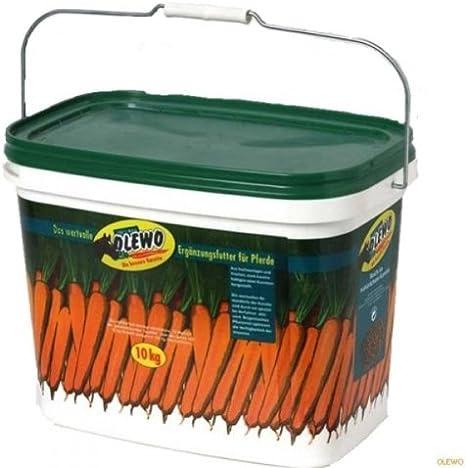 olewo karotten-pellets con aceite 10KG