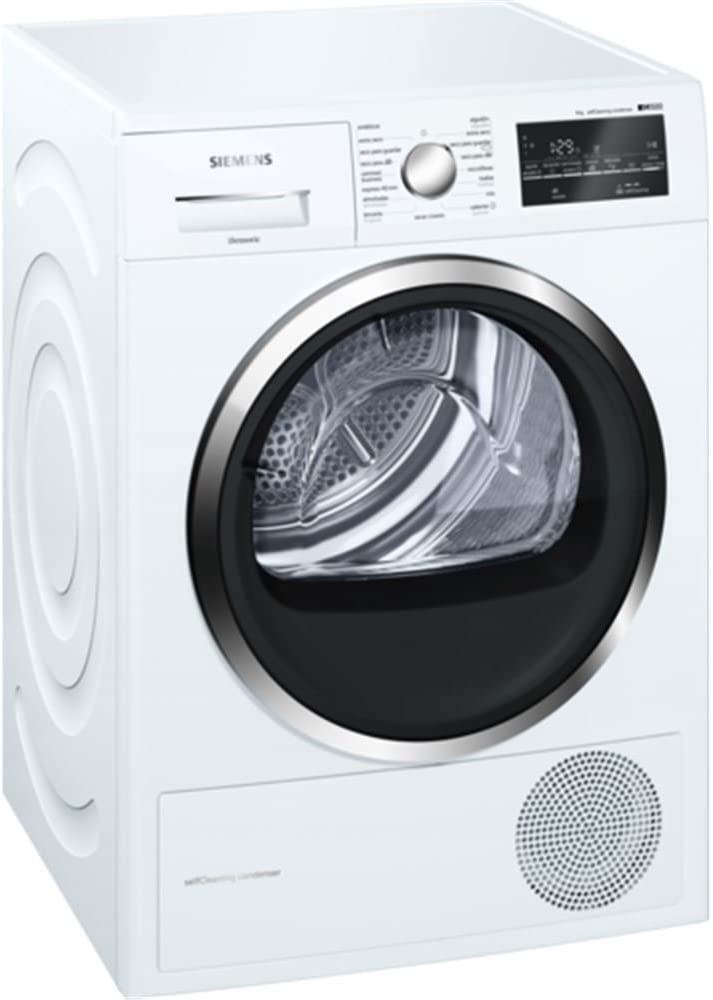 Siemens iQ500 WM14T491ES Independiente Carga frontal 9kg 1400RPM A+++ Blanco - Lavadora (Independiente, Carga frontal, Blanco, Giratorio, Izquierda, LED)