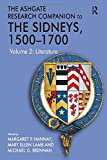 img - for The Ashgate Research Companion to The Sidneys, 1500 1700: Volume 2: Literature (Ashgate Researc Companion) book / textbook / text book