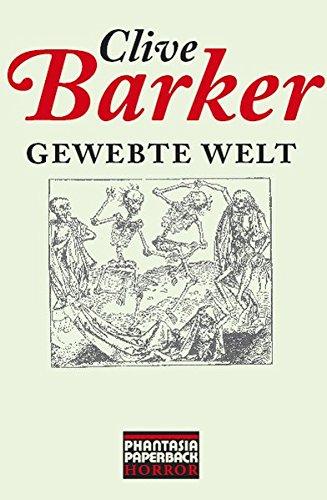 Gewebte Welt (Phantasia Paperback Horror)