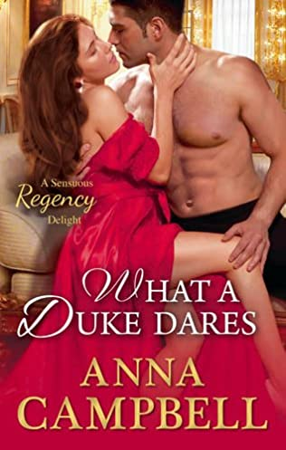 book cover of What a Duke Dares